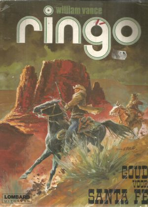 Ringo - Goud voor Santa Fe