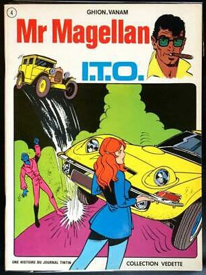 Mr. Magellan 4 - I.T.O.