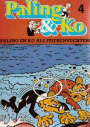 Paling en Ko als Stierenvechters (Nieuw)