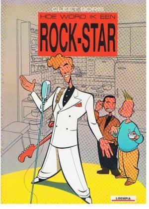 Cleet boris- Hoe word ik een Rock Star