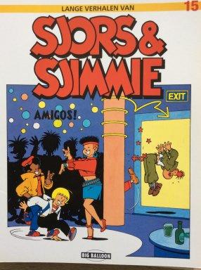 Sjors & Sjimmie 15- Amigos!