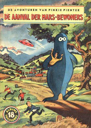 Pinkie Pienter - De aanval der mars-bewoners (1958)