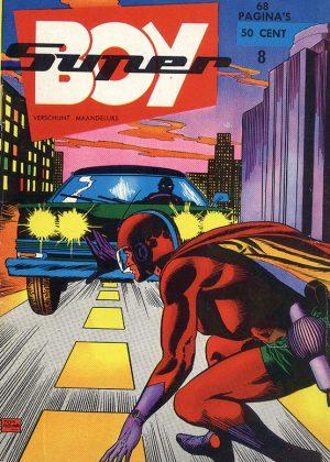 Super Boy Nr.8 (Pocketstrip)