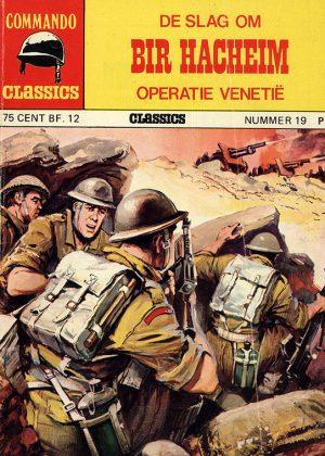 Commando Classics - De slag Om Bir Hacheim Operatie Venetië