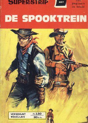 Superstrip Nr.227 - De Spooktrein (Pocketstrip)