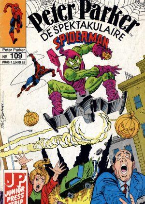Peter Parker de Spektakulaire Spiderman nr.109 - Het kind binnenin: De afronding