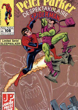 Peter Parker de Spektakulaire Spiderman nr.108 - Het kind binnenin - Deel 6: Het ochtendgloren