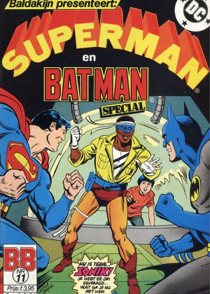 Superman en Batman Special Nr.11