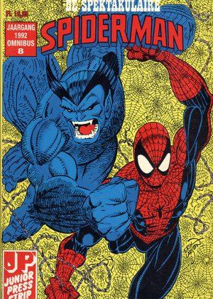 De Spektakulaire Spiderman - Omnibus 8 (1992)