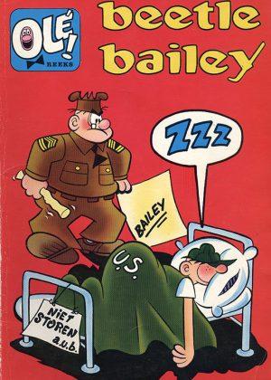 Beetle Bailey - Herbeginnen maar