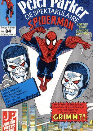 Peter Parker de Spektakulaire Spiderman nr.84 - Hoofdbrekens (een sprookje van de gebroeders Grimm)