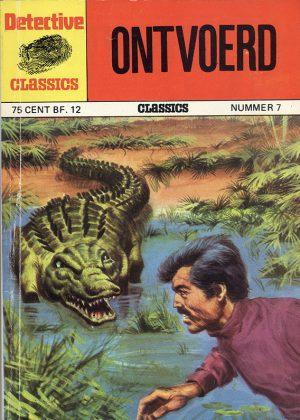 Detective Classics - Ontvoerd (Pocketstrip)