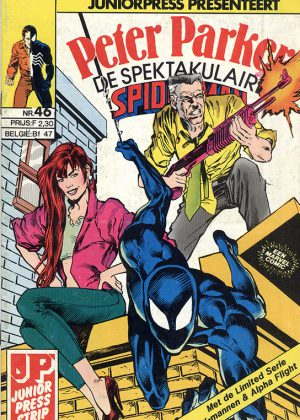 Peter Parker de Spektakulaire Spiderman nr.46 - De ooggetuige