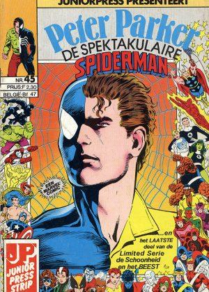 Peter Parker de Spektakulaire Spiderman nr.45 - Een huis is geen thuis