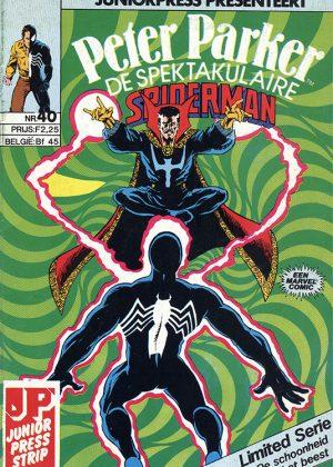 Peter Parker de Spektakulaire Spiderman nr.40 - Pech voor de een is mazzel voor de ander