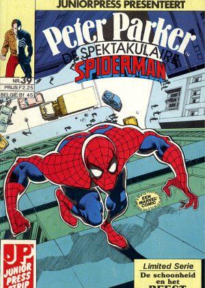 Peter Parker de Spektakulaire Spiderman nr.39 - De sleutel