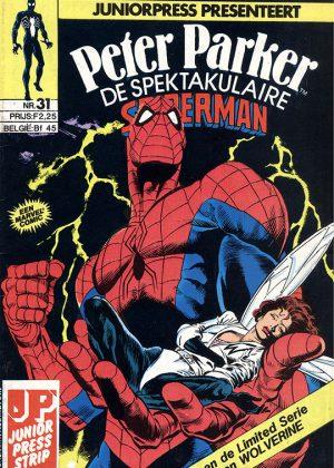 Peter Parker de Spektakulaire Spiderman nr.31 - Kalm blijven