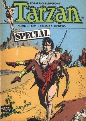 Tarzan Special Nr.37 - Het aambeeld van de duivel