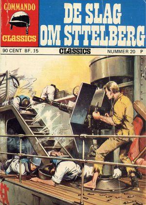 Commando Classics - De Slag Om Sttelberg(Pocketstrip)