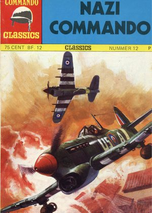 Commando Classics - Nazi Commando (Pocketstrip)