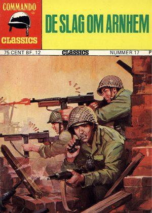Commando Classics - De Slag Om Arnhem (Pocketstrip)