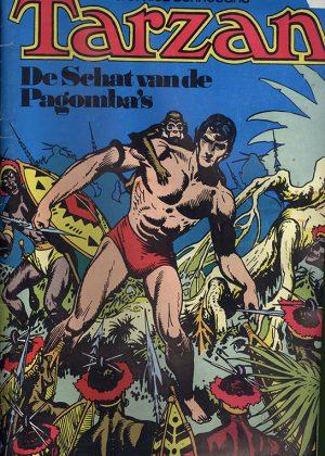 Tarzan - De Schat van de Pagomba's