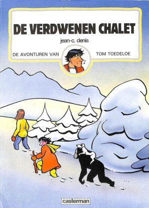Tom Toedeloe 1- De verdwenen chalet