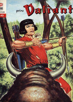 Prins Valiant 43 - (Uitgave Vivo)