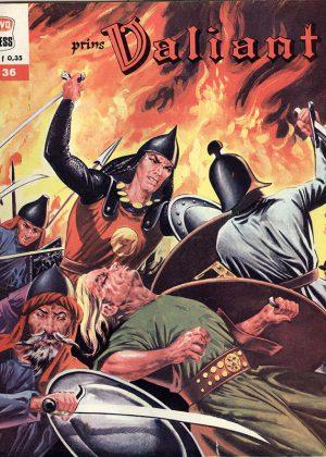 Prins Valiant 36 - (Uitgave Vivo)
