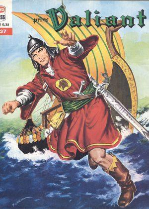 Prins Valiant 37 - (Uitgave Vivo)