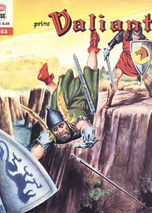 Prins Valiant 53 - (Uitgave Vivo)
