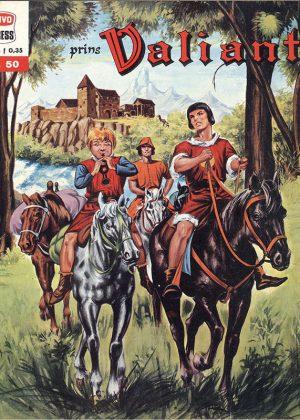 Prins Valiant 50 - (Uitgave Vivo)