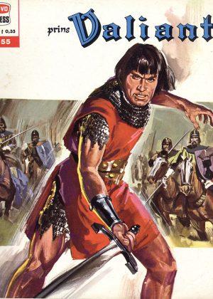 Prins Valiant 55 - (Uitgave Vivo)
