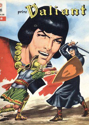 Prins Valiant 38 - (Uitgave Vivo)