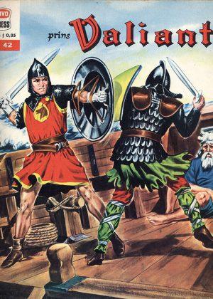 Prins Valiant 42 - (Uitgave Vivo)