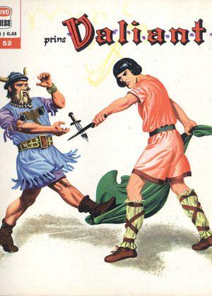 Prins Valiant 52 - (Uitgave Vivo)