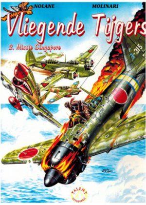 Vliegende Tijgers - Missie Singapore (Nieuw)