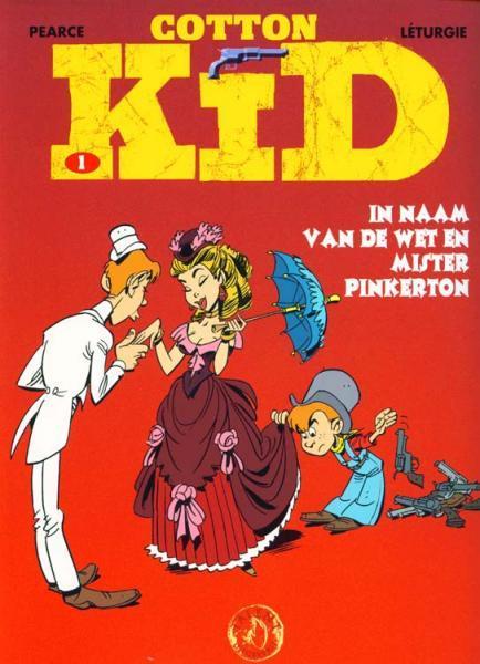 Cotton Kid - In naam van de wet en Mister Pinkerton (Nieuw)