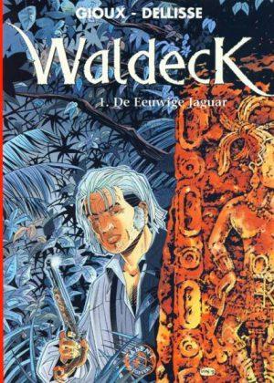 Waldeck - De eeuwige jaguar (Nieuw)