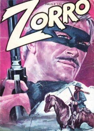 Zorro Nr.12 - Het Bloedige Spoor.. (Pocketeditie)