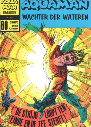 Aquaman - Wachter Der Wateren