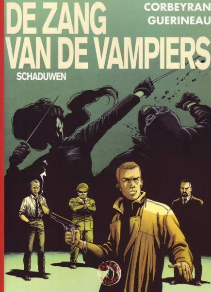 De zang van de vampiers - Schaduwen (Nieuw)