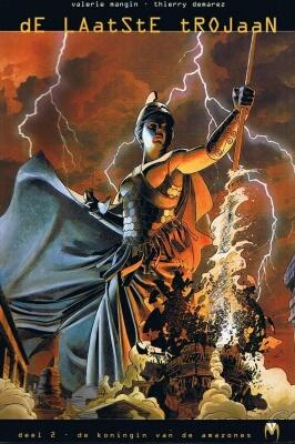 De laatste Trojaan - De koningin van de Amazones (Nieuw)