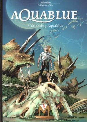 Aquablue - Stichting Aquablue (Nieuw)