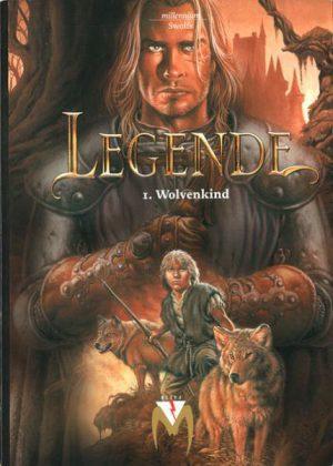Legende 1 - Wolvenkind (Nieuw)