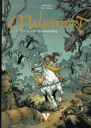 Malemort - Het as van de maandag (Nieuw)