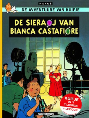 Kuifje – De sieraoj van Bianca Castafiore