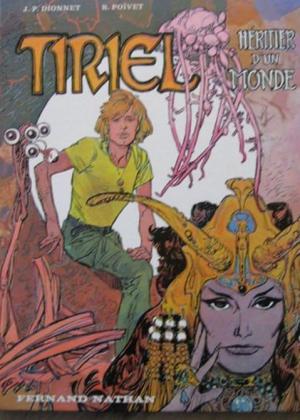 Tiriel - Heritier Dún Monde (HC) (Frans)