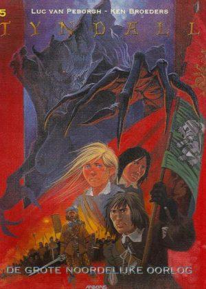 Tyndall - De grote noordelijke oorlog (Nieuw)