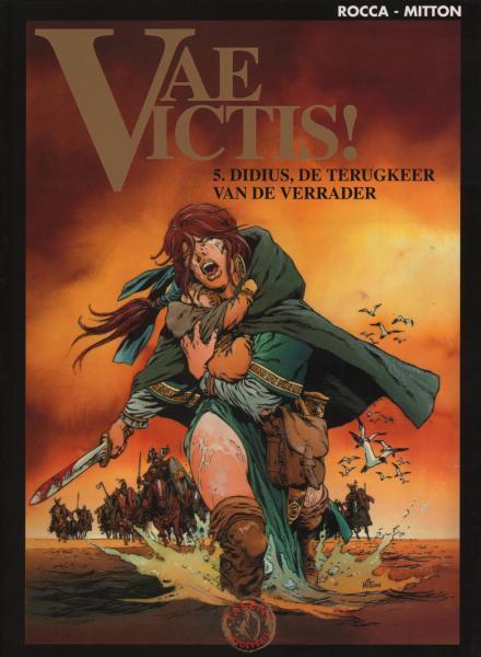 Vae Victis - Didius de terugkeer van de verrader (Nieuw)